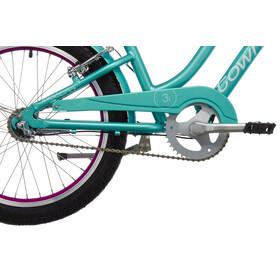 Electra Townie 3i EQ Lapset lasten polkupyörä , vaaleanpunainen/turkoosi